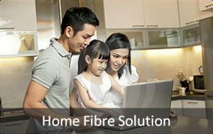 Time Home Fibre Solution