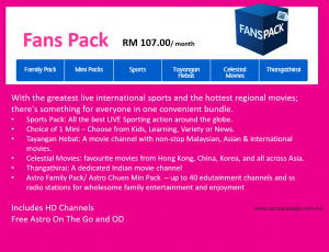 Astro Package Fans Pack Desc