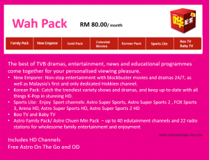 Astro Package Wah Pack DEsc