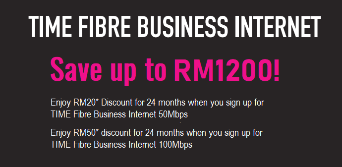 time business internet promotion