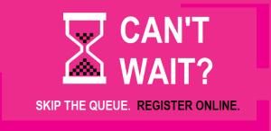 register online for time fibre broadband